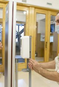 Данчиков  назвал условия введения более жёстких мер из-за коронавируса в Москве