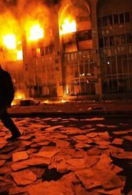 Революция свершилась. Протесты в Киргизии привели к смене правительства