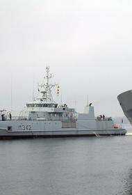 «Репортер»: боевые корабли НАТО могут попытаться помешать завершению «Северного потока – 2»