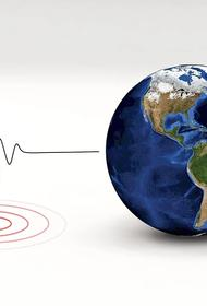 У берегов Папуа - Новой Гвинеи случилось землетрясение магнитудой 6,7
