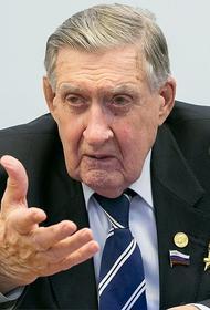 Бывший сенатор и кандидат в члены Политбюро ЦК КПСС Владимир Долгих умер в возрасте 95 лет