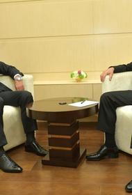 Украинского олигарха Медведчука могут наказать за визит в Россию