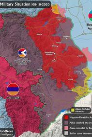 Россия предлагает Армении и Азербайджану перемирие