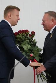 Оставил должность глава Брюховецкого района