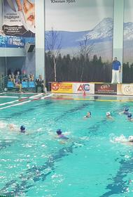 Ватерпольная «Уралочка» заняла первое место в стартовом туре Чемпионата России