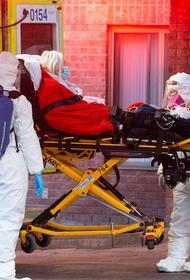 Канада установила новый рекорд по числу инфицированных COVID-19 за сутки