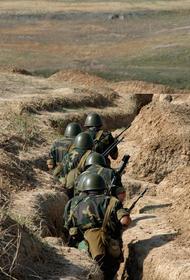 Минобороны Азербайджана: Армения обстреливает три района в Карабахе