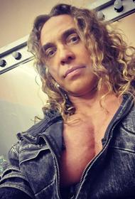 «Бьет значит любит», любовница Тарзана заявила в полиции, что необузданный темперамент стриптизера довел его до рукоприкладства