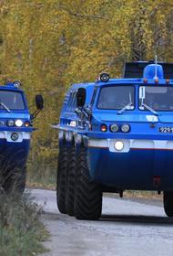 Спасатели ЦВО перебазируются к местам дежурства для обеспечения запуска «Союз МС-17»
