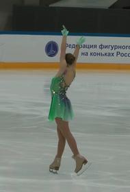 Трусовой не удался аксель в три с половиной оборота. «Но она его сделает», - считает Татьяна Тарасова