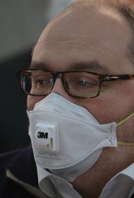 Госпитализированный с COVID-19 мэр Харькова перенес инсульт и утратил способность говорить