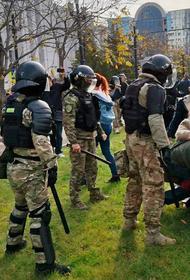 В Хабаровске 92–й день митингов. Сегодня на протестующих горожан выпустили ОМОН