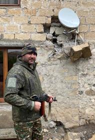 В воскресенье войска обороны НКР разгромили в Карабахе турецкий спецназ?
