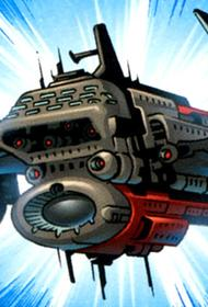 Адмирал Кирст – предатель демократии и свободы. О ещё одном человеческом полководце на службе КНС в «Звёздных войнах»