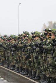 В Белоруссии стартовало учение ОДКБ