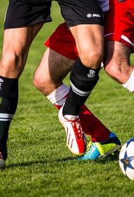 Сборная РФ по футболу проводит восстановительную тренировку после игры с Турцией