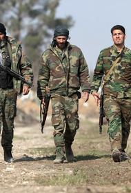 Появилось видео стрельбы в Карабахе с участием прибывших из Сирии боевиков