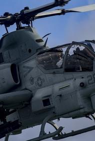 Ресурс Avia.pro: российские военные обратили в бегство американский Apache в Сирии