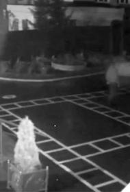 В Минске отдел милиции забросали бутылками с зажигательной смесью