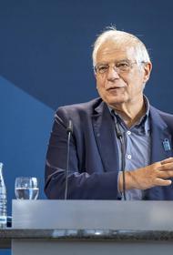 Боррель выразил Лаврову благодарность за его усилия по соглашению о прекращении огня в Карабахе