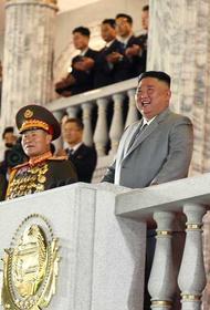Военный парад в Пхеньяне вызвал реакцию мировых СМИ