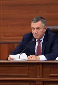 Губернатор Приангарья Игорь Кобзев подписал указ о режиме повышенной готовности