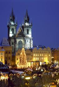 Россияне хотели бы встретить Новый год на родине, в Чехии или Таиланде