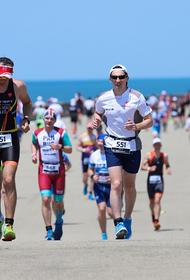 В следующем году в Геленджике пройдут соревнования по триатлону