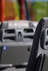 Автобус врезался в грузовик в Красноярске, четыре человека пострадали