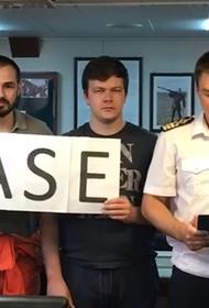 У российских моряков, застрявших в порту Стамбула, заканчивается еда и вода
