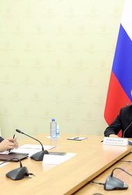 Губернатор Кубани обсудил с главой РЖД проекты развития ж/д сообщения в регионе