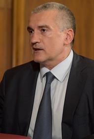 Аксенов назвал ситуацию с COVID-19 в Крыму неутешительной