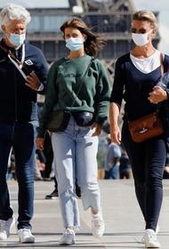 В Париже могут ввести комендантский час из-за угрозы распространения COVID-19