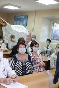 Сотрудники хабаровского роддома пожаловались Путину