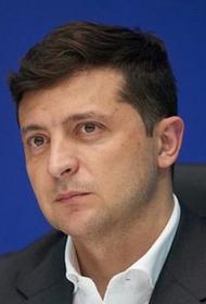 Опубликованы все 5 вопросов Зеленского к украинцам