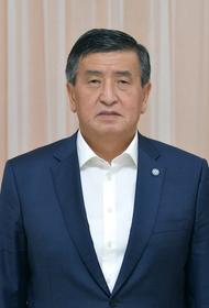 Премьер Киргизии заявил, что к нему полностью перешли обязанности президента