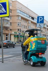Депутат Госдумы Василий Власов предложил временно обнулить НДС на продукты при доставке