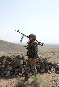 Avia.pro: в Карабахе сложили оружие около тысячи прибывших из Сирии боевиков