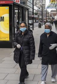 Жителям Лондона из-за COVID-19 запретили ходить друг к другу в гости