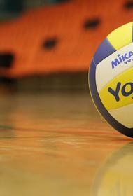 Чемпион РФ по волейболу «Локомотив»  отправлен на карантин из-за коронавирусной инфекции