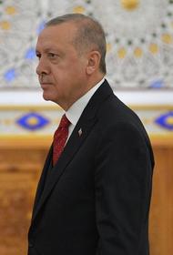 Эрдоган заявил о непризнании Крыма российским и поддержке крымских татар
