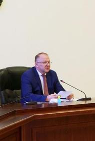 Николай Цуканов оценил конкуренцию на выборах в парламент Челябинской области