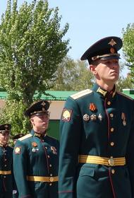 Молодые лейтенанты пополнили войска ЦВО в 2020 году