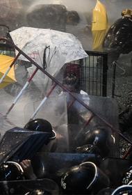 В Таиланде полиция разогнала антикоролевский митинг