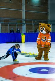 Впервые в Хабаровске состоялся детский турнир по керлингу