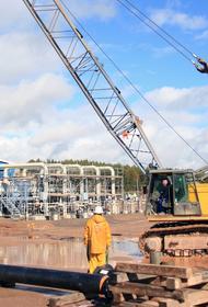 Лидер шведской Умеренной коалиционной партии назвал остановку «Северного потока - 2» одной из главных целей страны