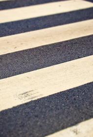 В Челябинске юноша получил травмы на пешеходном переходе