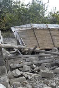 В Минобороны Азербайджана заявили об уничтожении беспилотника ВС Армении