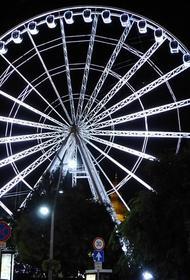 В Венгрии начали продавать билеты на ужин на колесе обозрения
