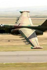 В Баку заявили о новом сбитом Су-25 армянских ВВС